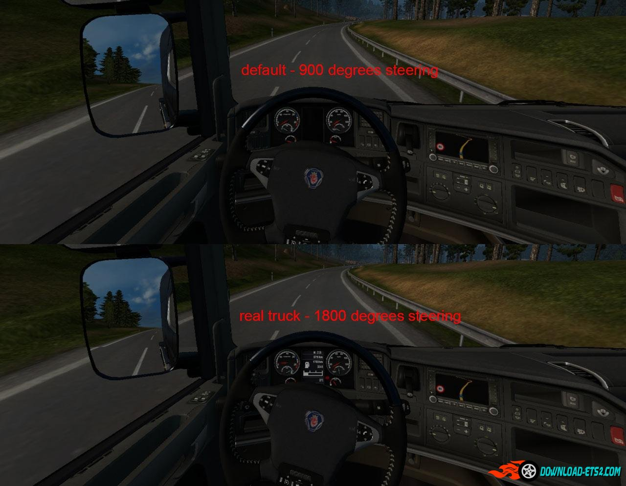 STEERING WHEEL ANIMATION (beta)