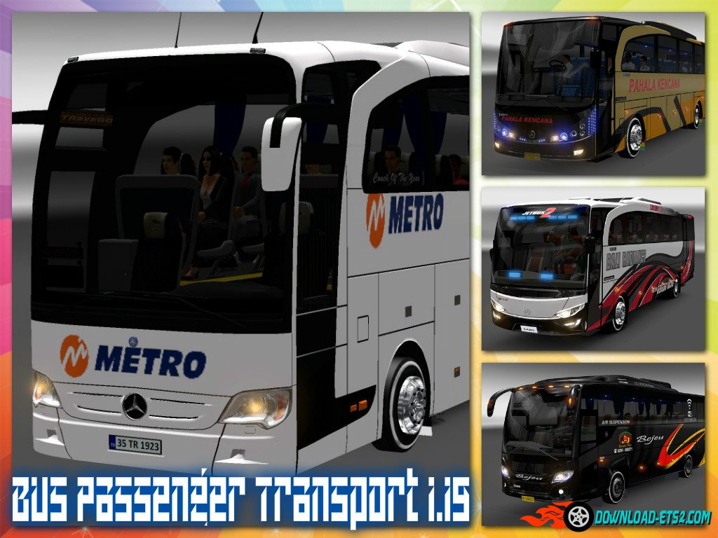 Bus Passenger Transport And Terminal Mode V 2.0