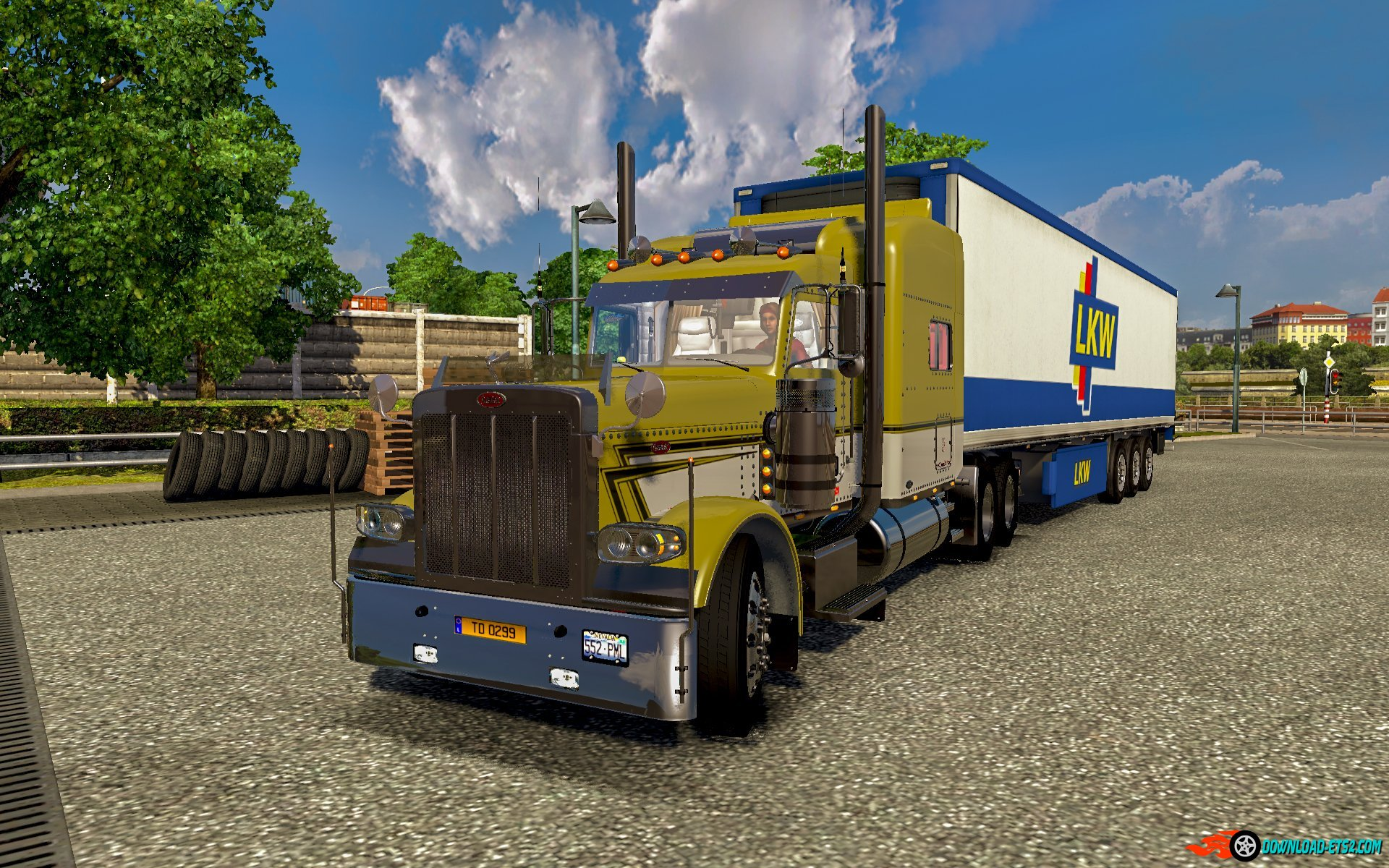 Peterbilt 389 [1.19-1.20 patch]