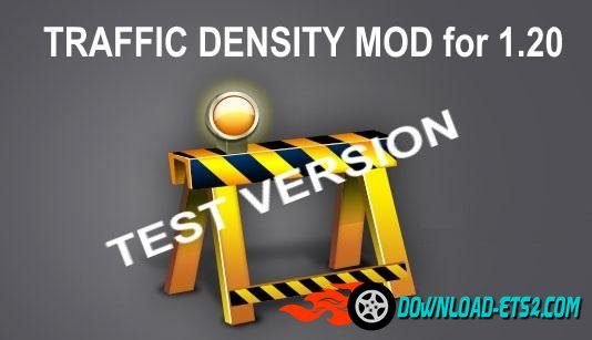 TEST TRAFFIC DENSITY MOD [1.20.X]