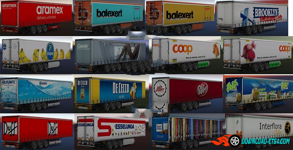 Real Companies Trailer Pack vol.1