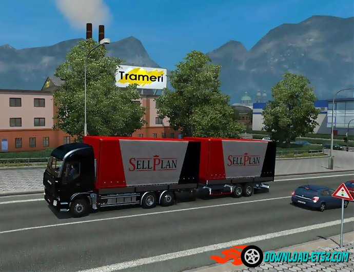 A.I. traffic tandem pack 1.1 [1.20.x]