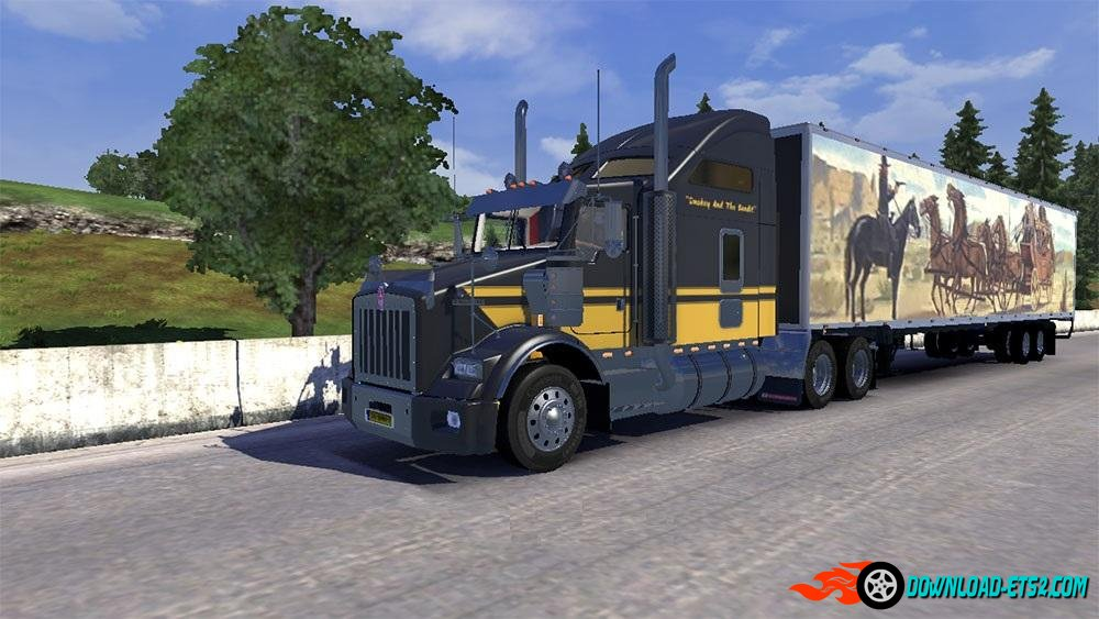 DC-Smokey and the Bandit Trailers (1.19 Updates)