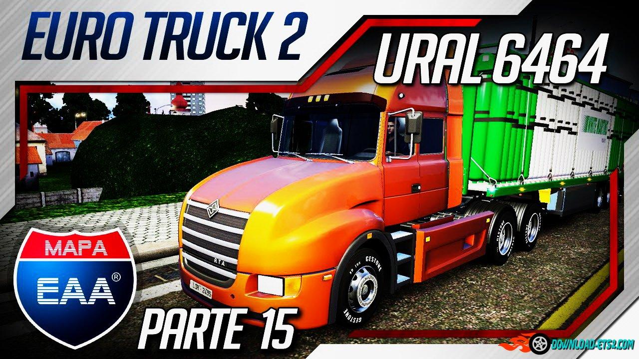Ural 6464 RTA v2.0