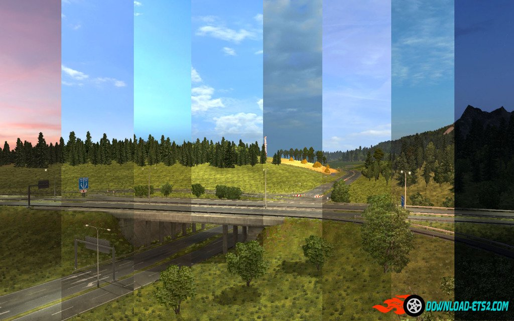 Weather mod by Piva for 1.20 (UPDATED)