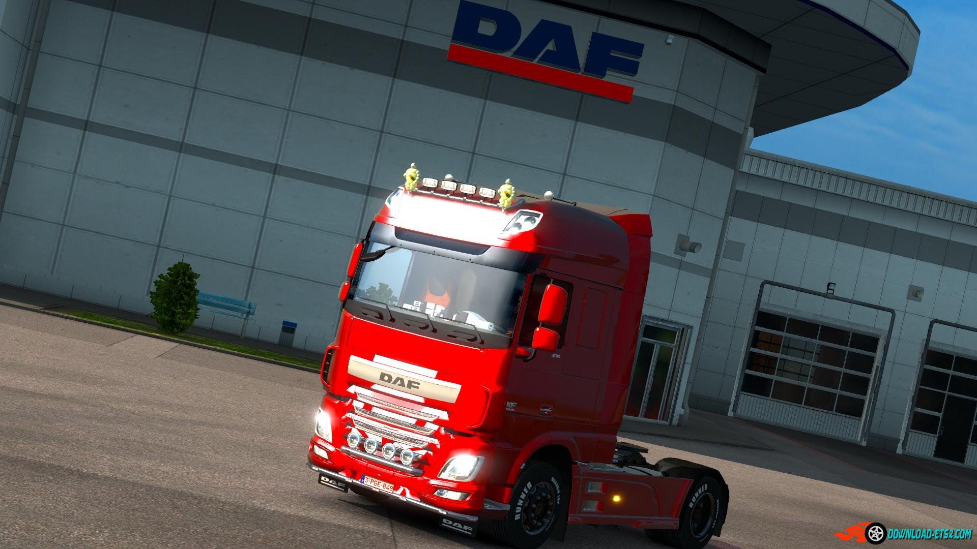 DAF E6 Tuning Pack v2.0