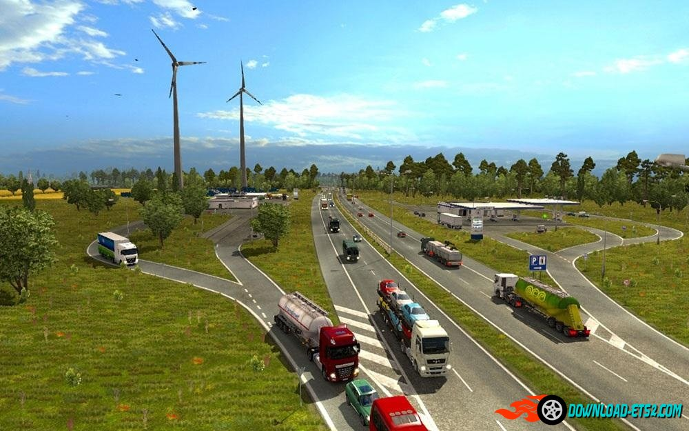 Traffic Density & Speed Limits [v1.21]