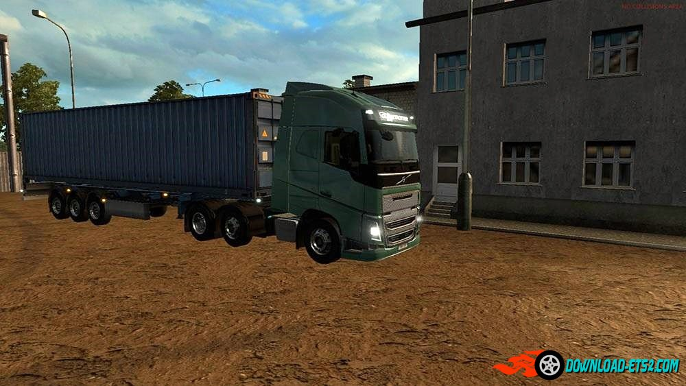 50 TON TRAILER (MULTIPLAYER COMPATIBLE)
