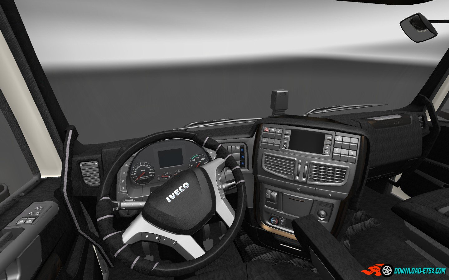 Iveco Hi Way Luxs Interior