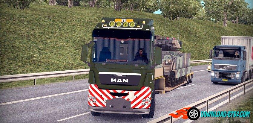 Ai truck air horn sound