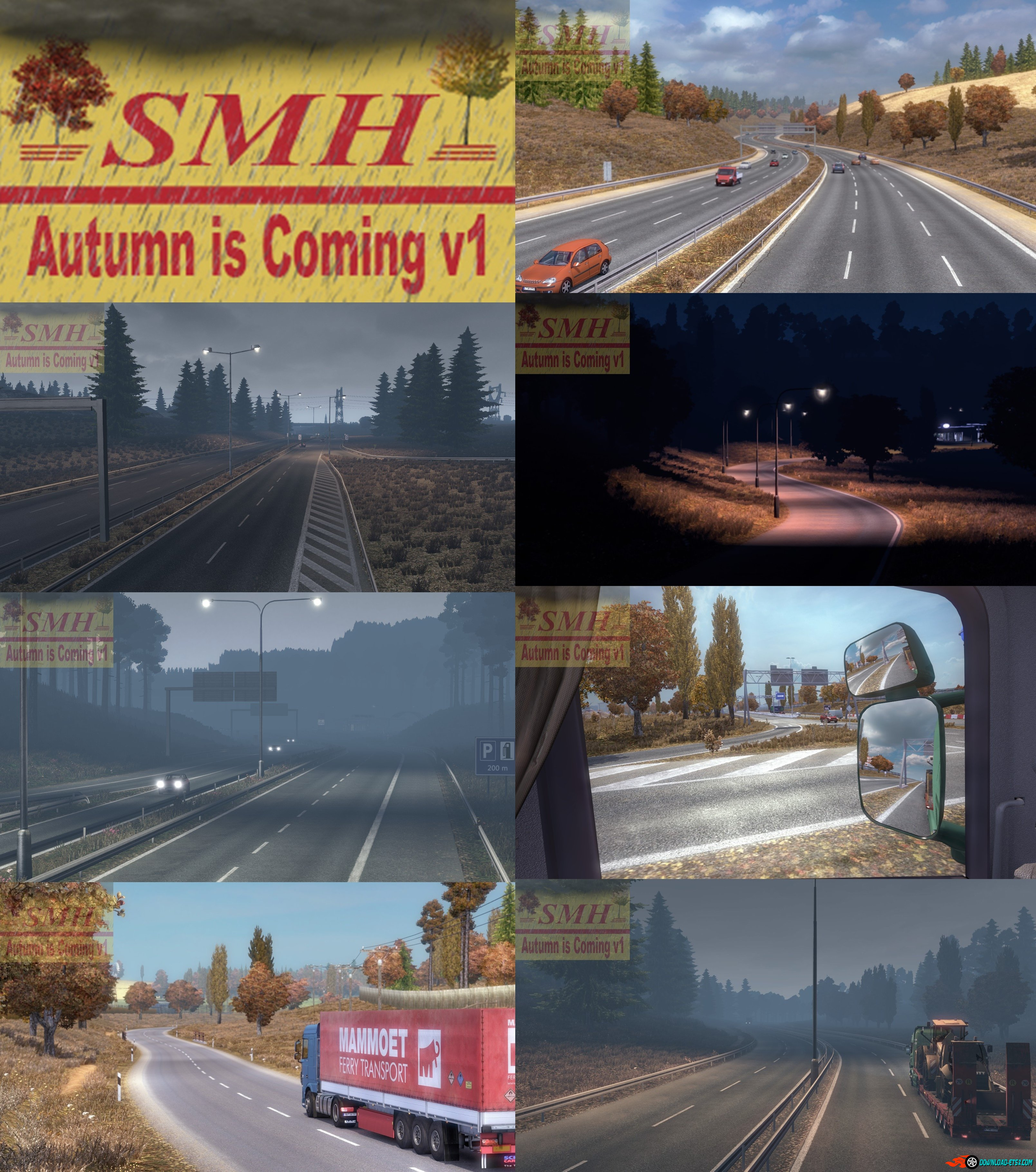 "SmhKzl - "" Autumn is Coming v1 """