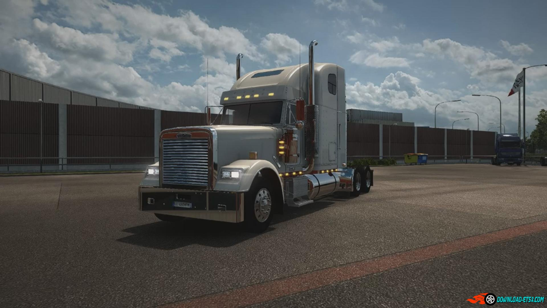 Freightliner Classic XL Reworked v 1.0