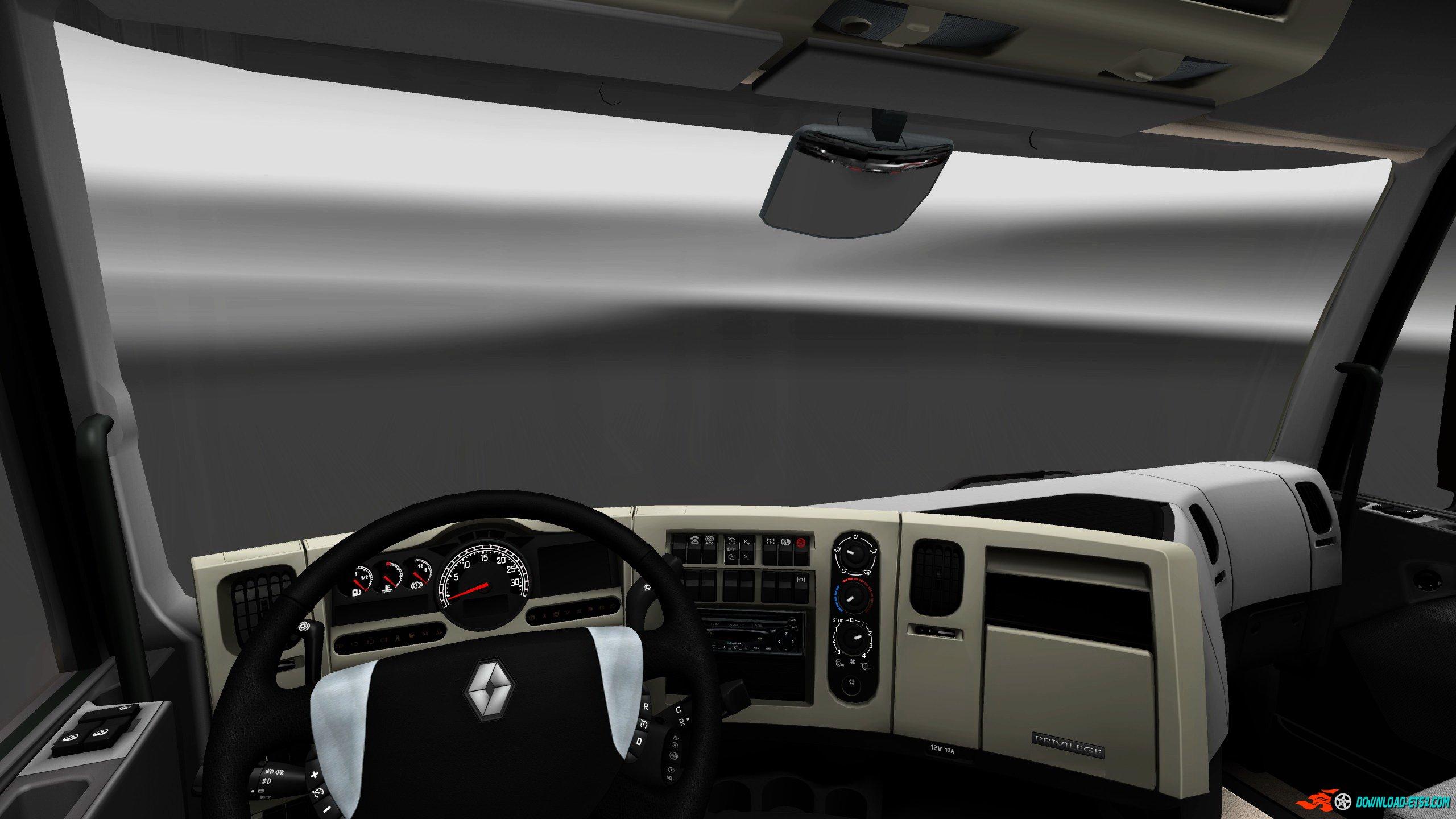 Renault Premium Interior / Exterior Rework by AlexeyP
