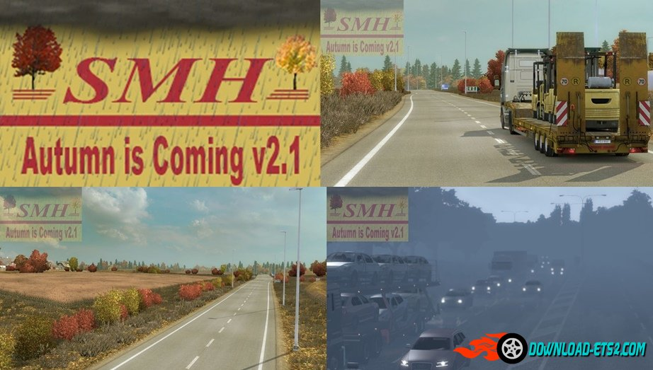 "SmhKzl - "" Autumn is Coming v 2.1 """
