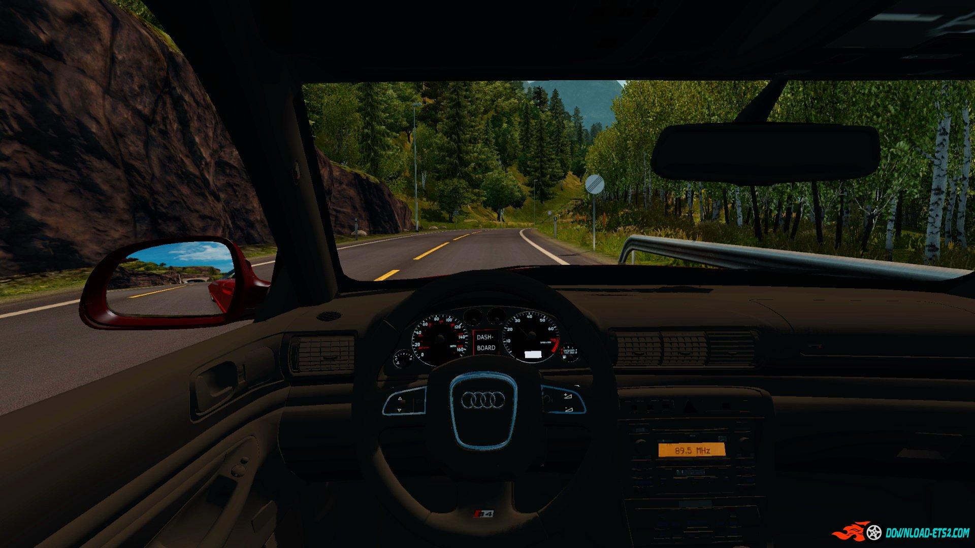 Audi A4 B5 + Interior v1.1 (1.31.x)