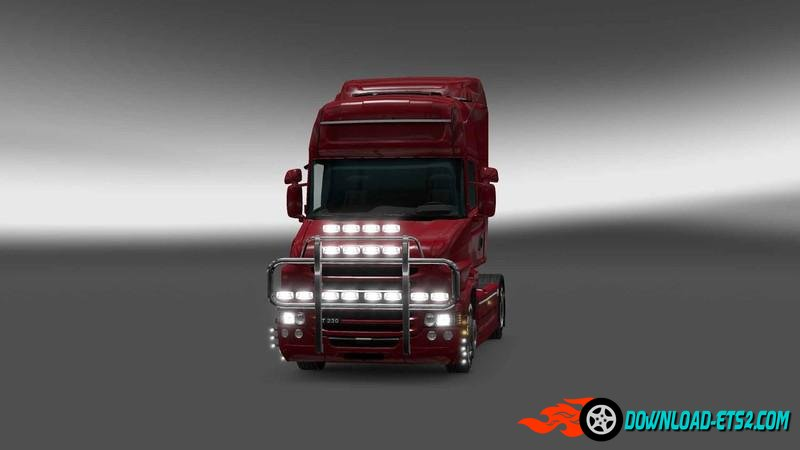 Scania T Tuning v1.2 by Malcom37