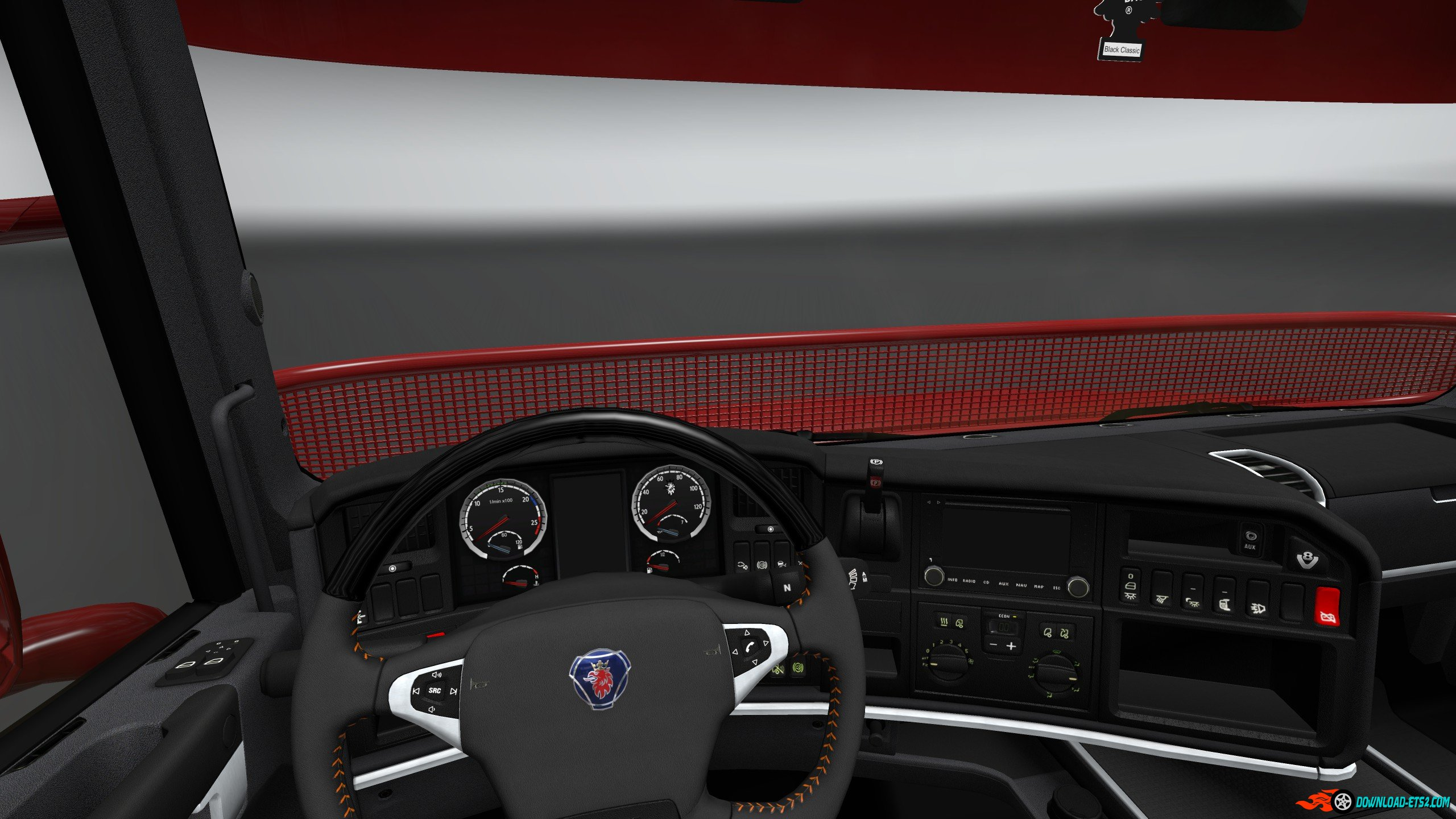 """RJL`s Scania T Interior/Exterior Rework (BETA)"""