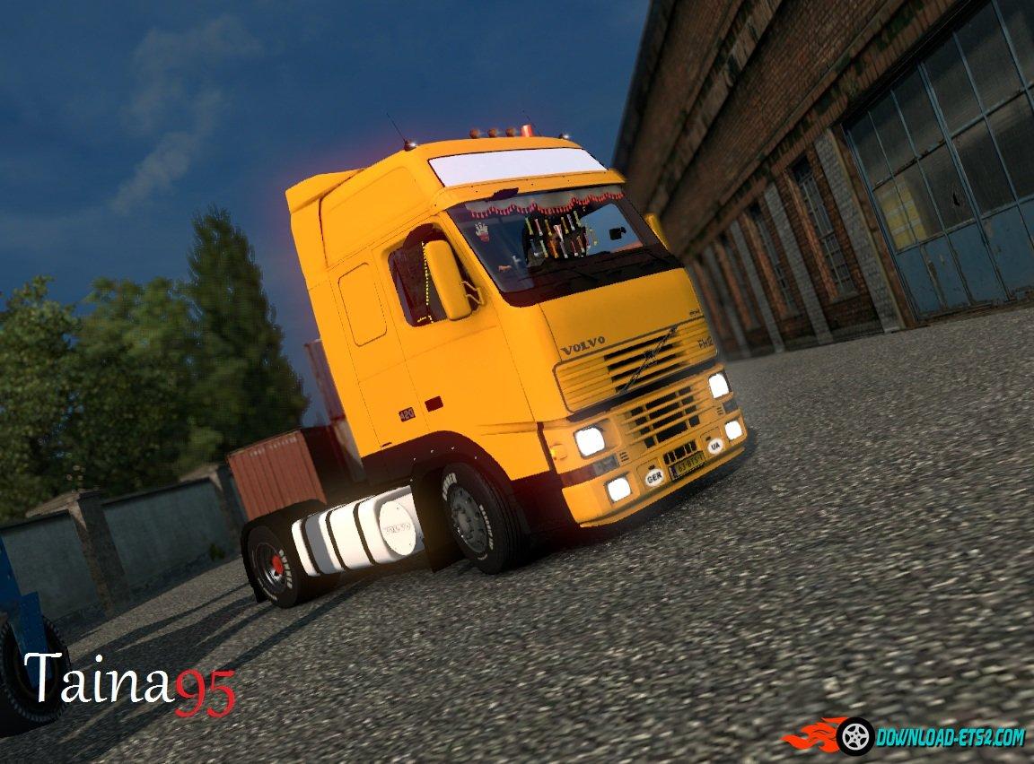 Volvo Fh12 v1.4 by Taina95