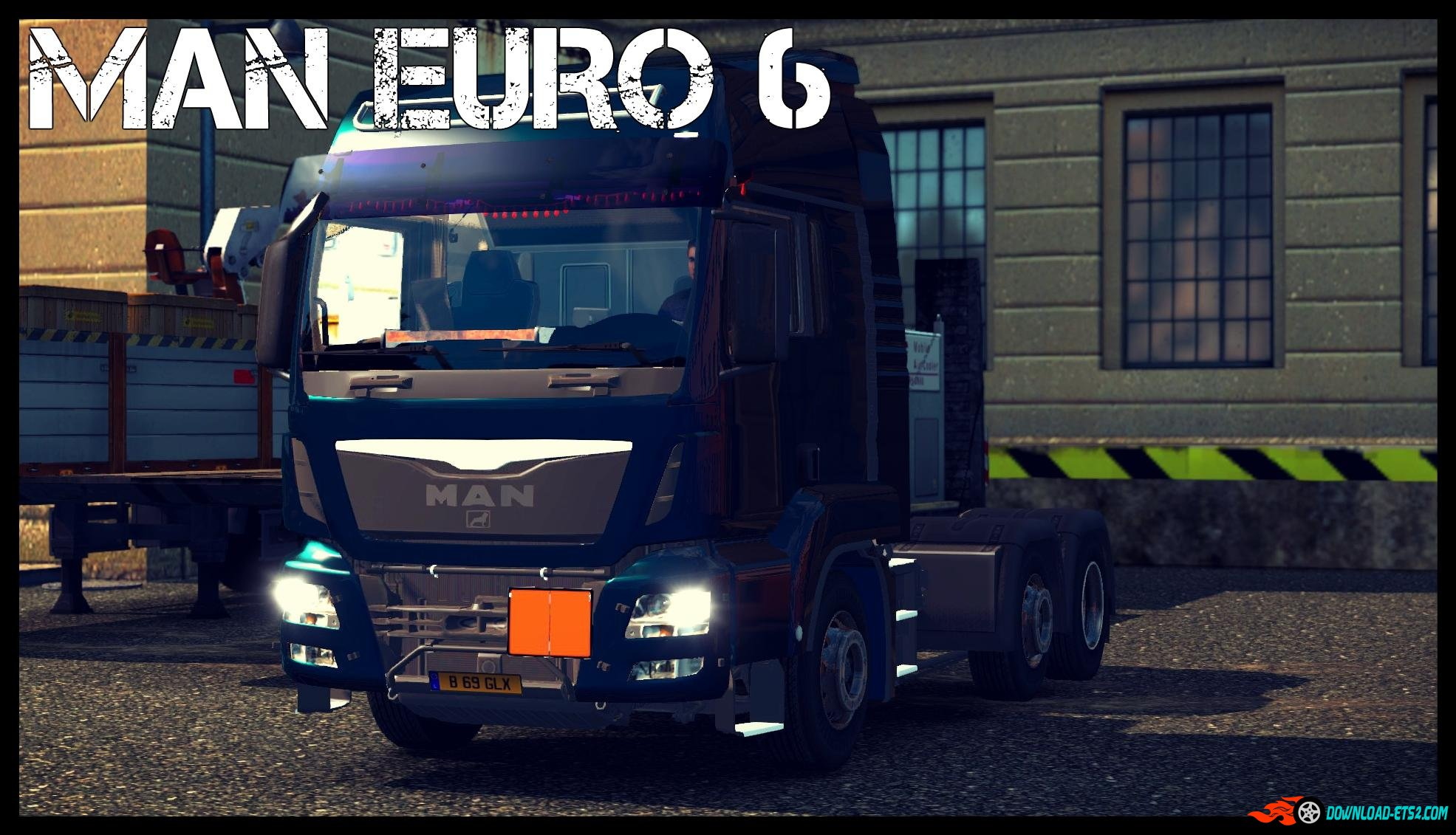 MAN Euro 6 Agrar (Beta) V0.1