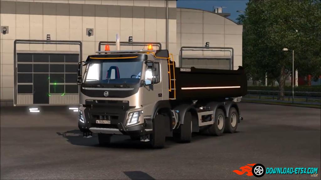 Volvo FMX Meiller Kipper [1.21.x]