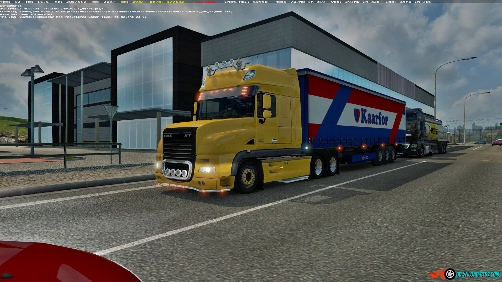 Daf XT Fixed by Solaris36