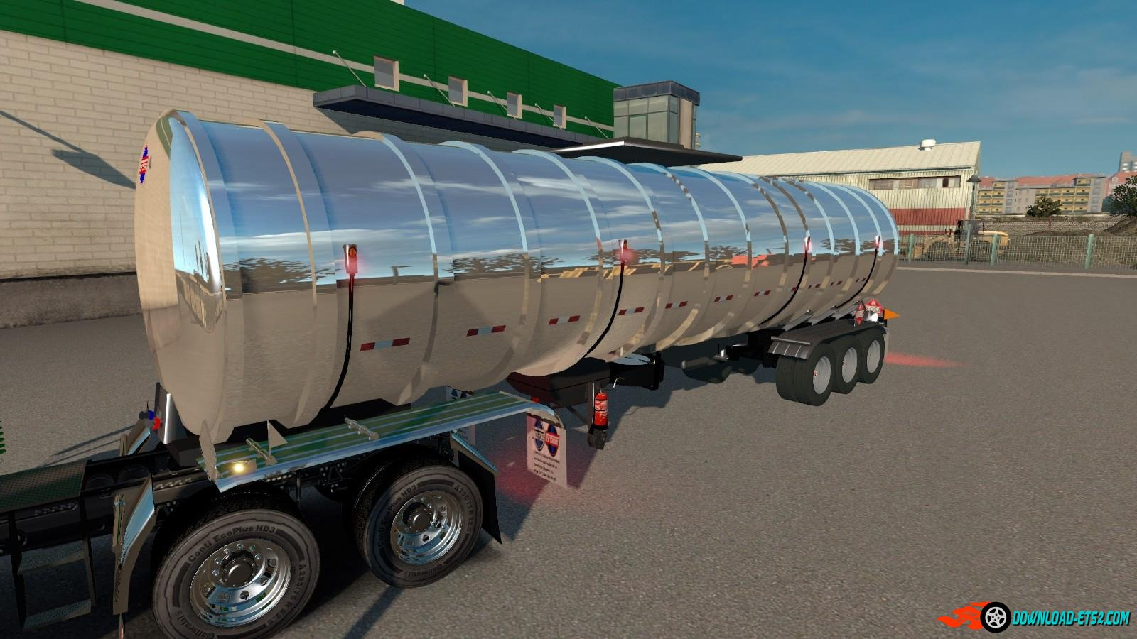 Cistern Chrome 3 Axle [1.21.X]