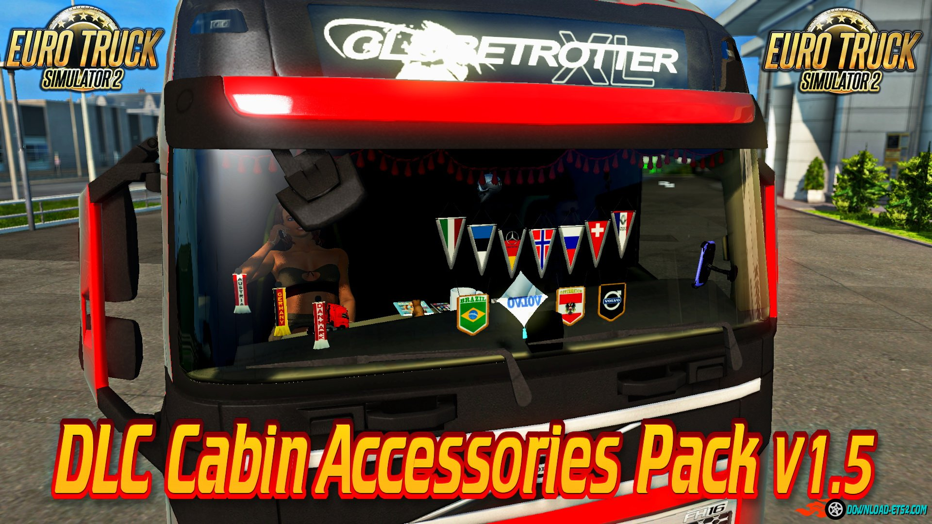DLC Cabin Accessories Pack v1.5