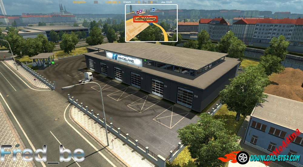 Big Garage Hindelang v1.0 by Fred_be