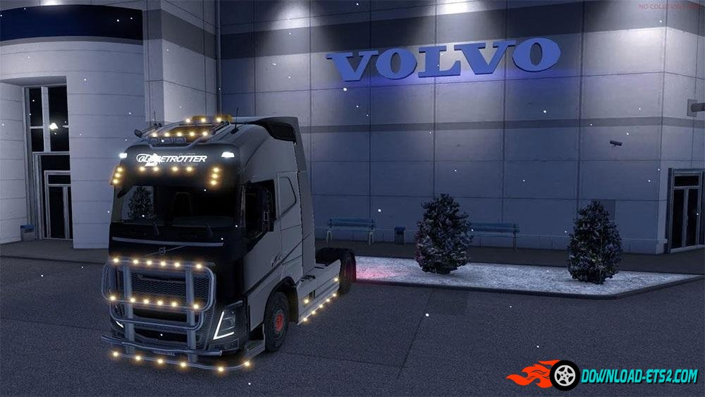 Volvo FH 2012 LightPlus Multiplayer Ready