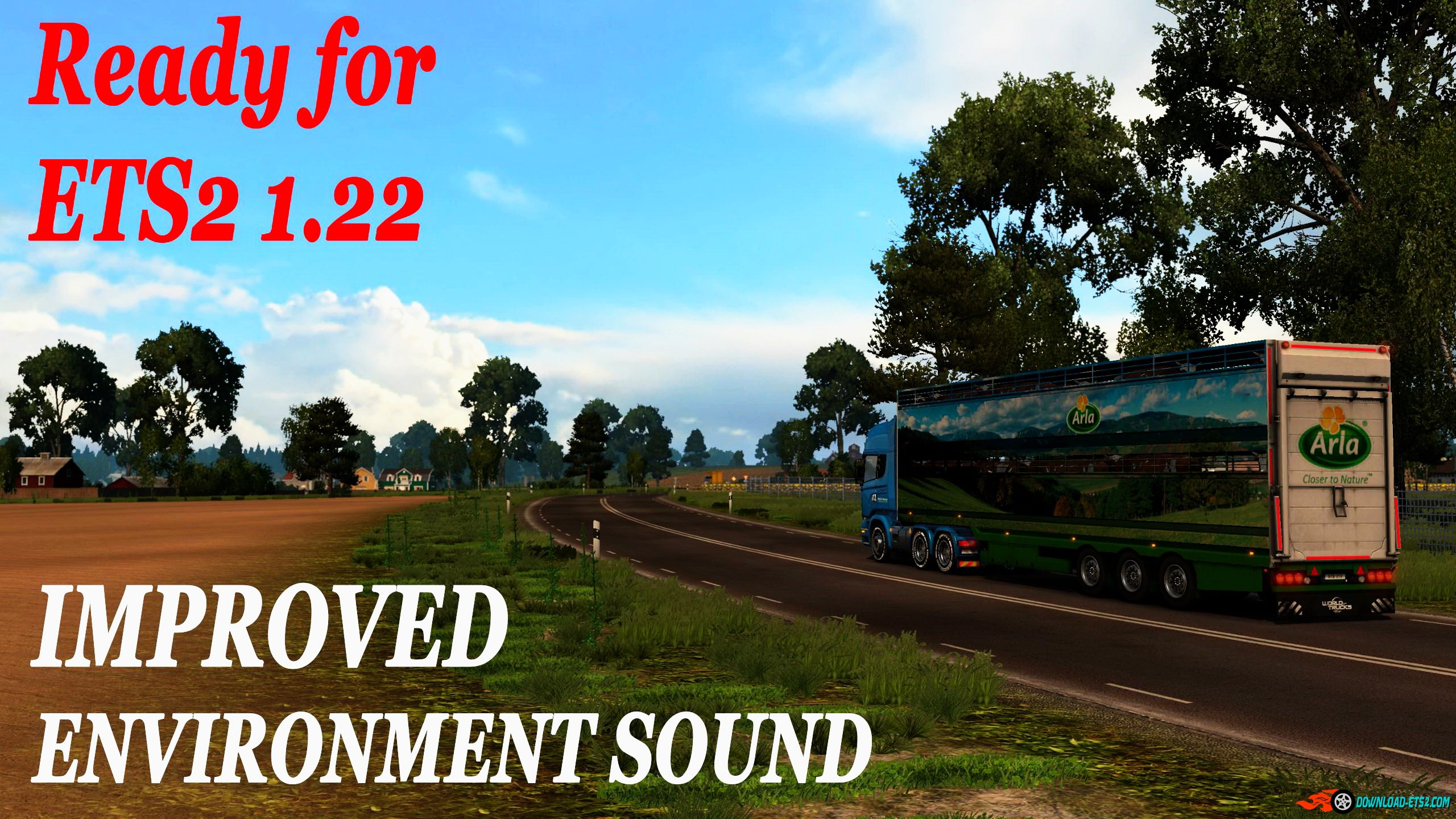 IMPROVED ENVIRONMENT SOUND V1.3