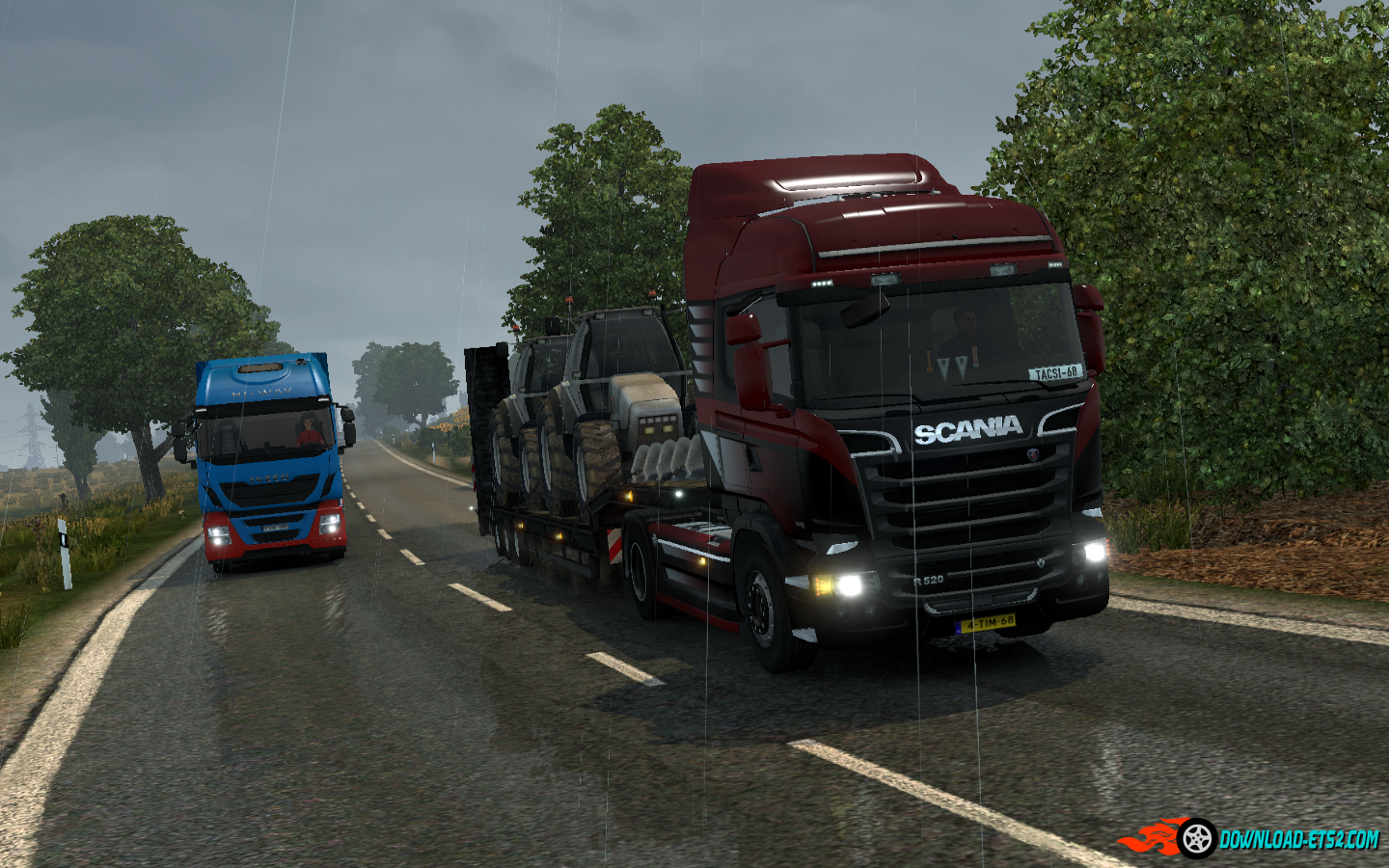 Physics for all Trucks v 2.3