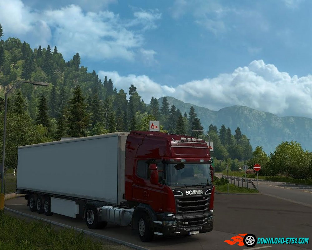 White Krone Coolliner (Multiplayer)