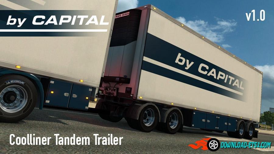Cooliner Tandem Trailer [1.22.X]