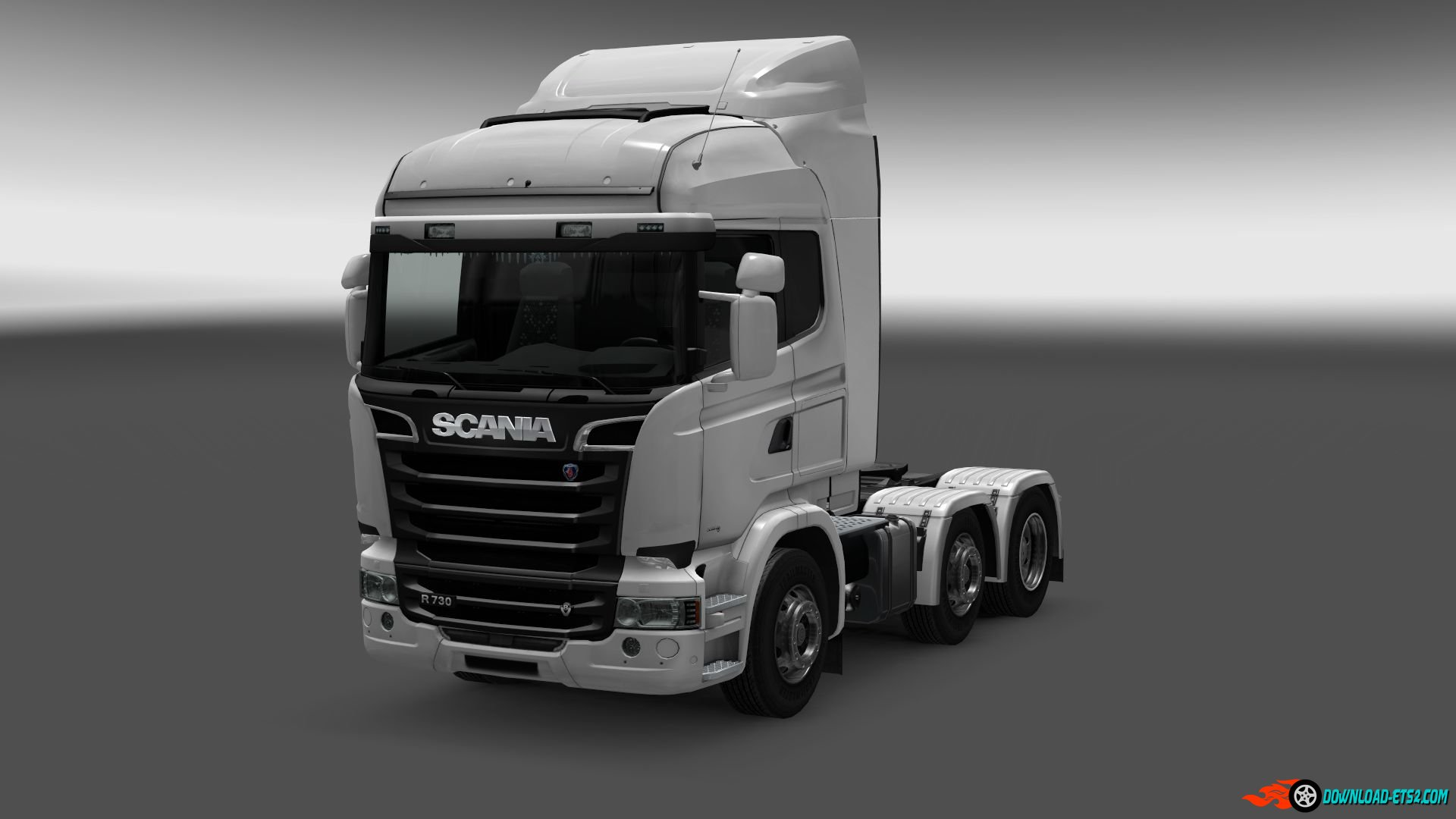 Scania series  (Reworked)