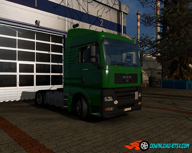 MAN TGA v1.1 by MADster