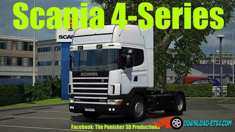 Scania 4-Series [1.22.x]