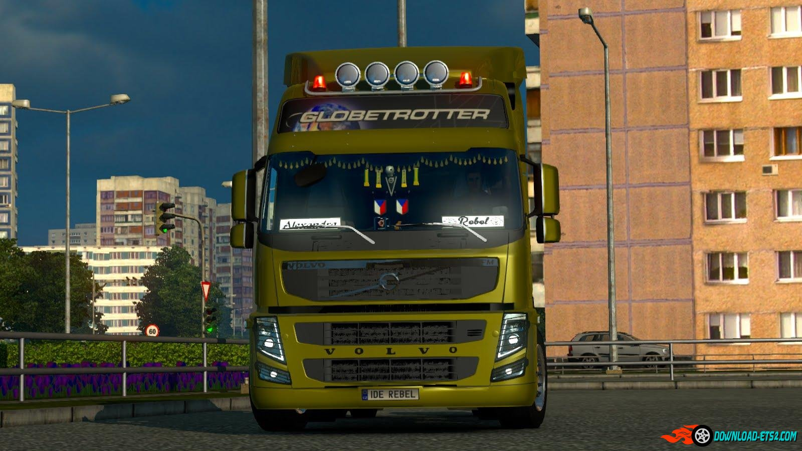Volvo FM v 4.0 by Rebel8520
