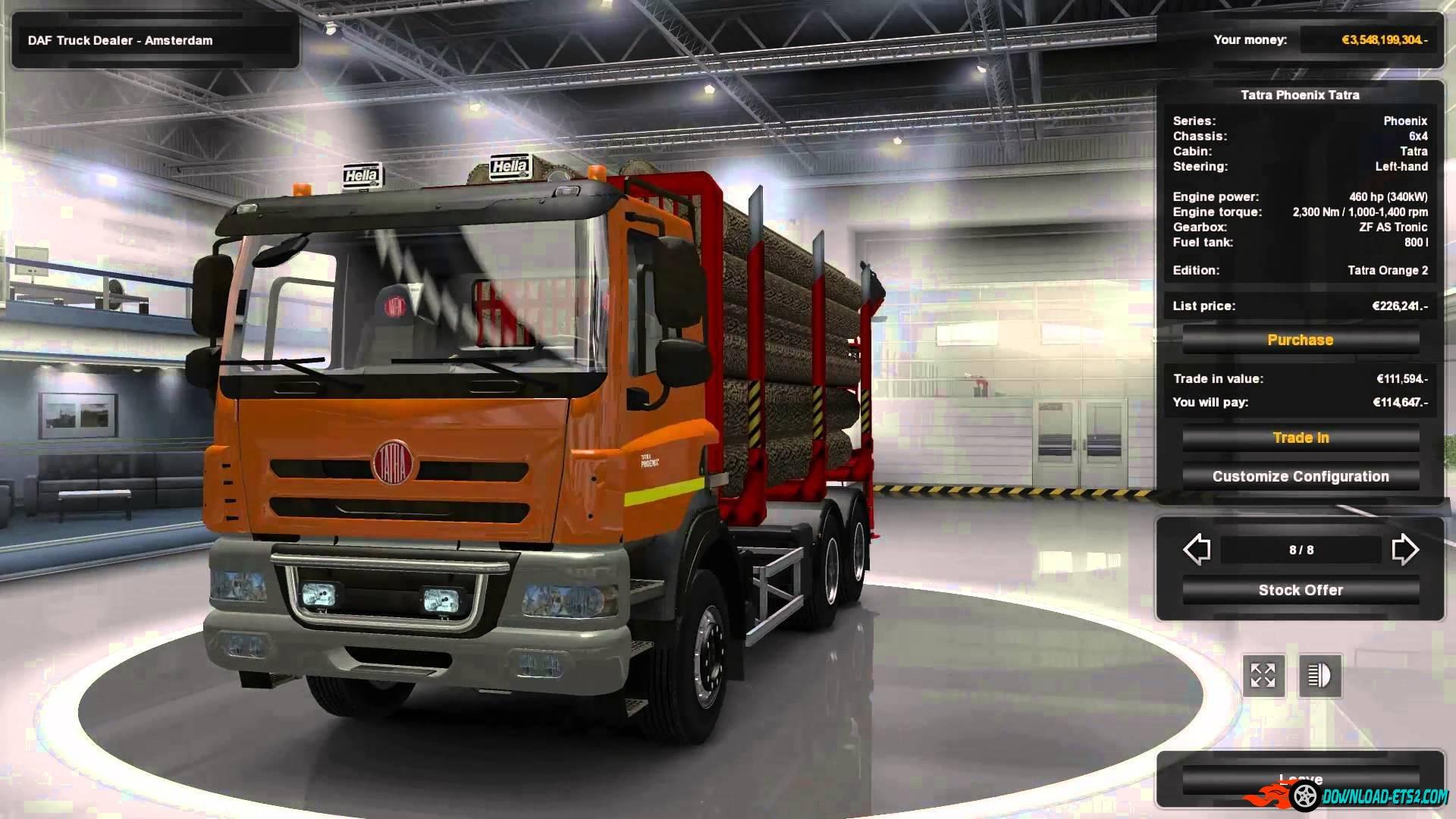 Tatra Phoenix v 3.0