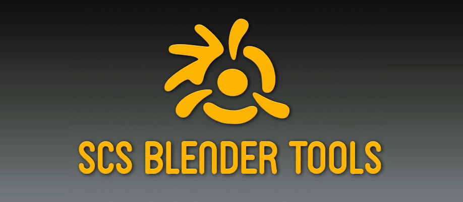 SCS Blender Tools for Euro Truck Simulator 2