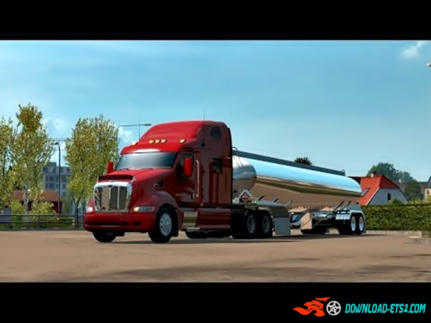 Paccar MX sound mod for the Peterbilt 387