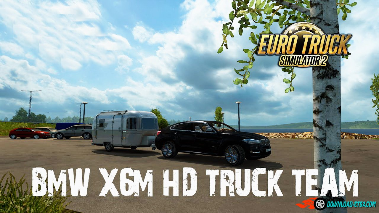 BMW X6M HD-TRUCK-TEAM v0.1