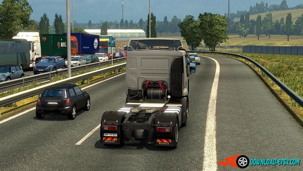 Traffic Mod v3.1 (BETA)
