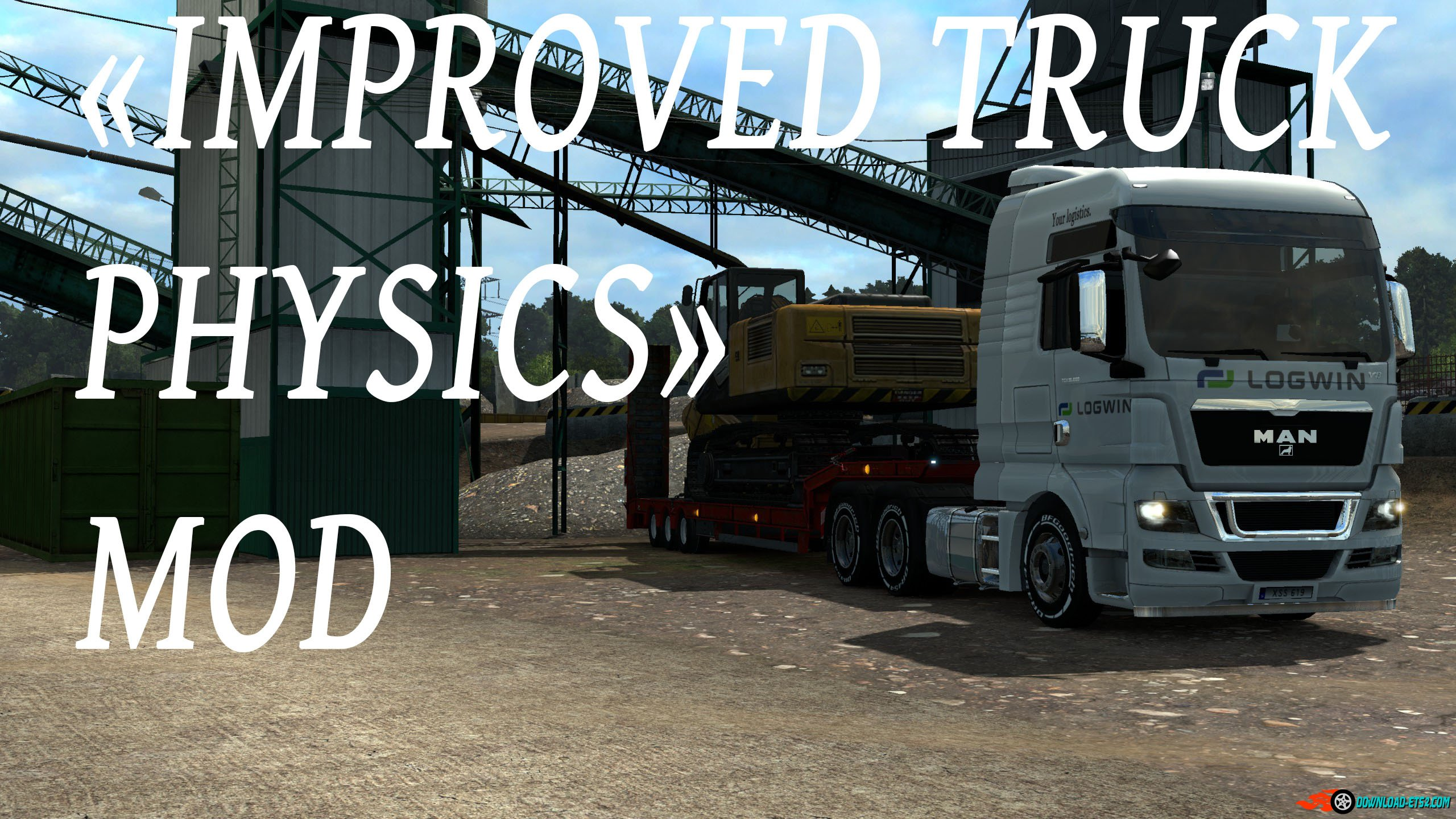 Improved truck physics v1.2 [1.22.X]