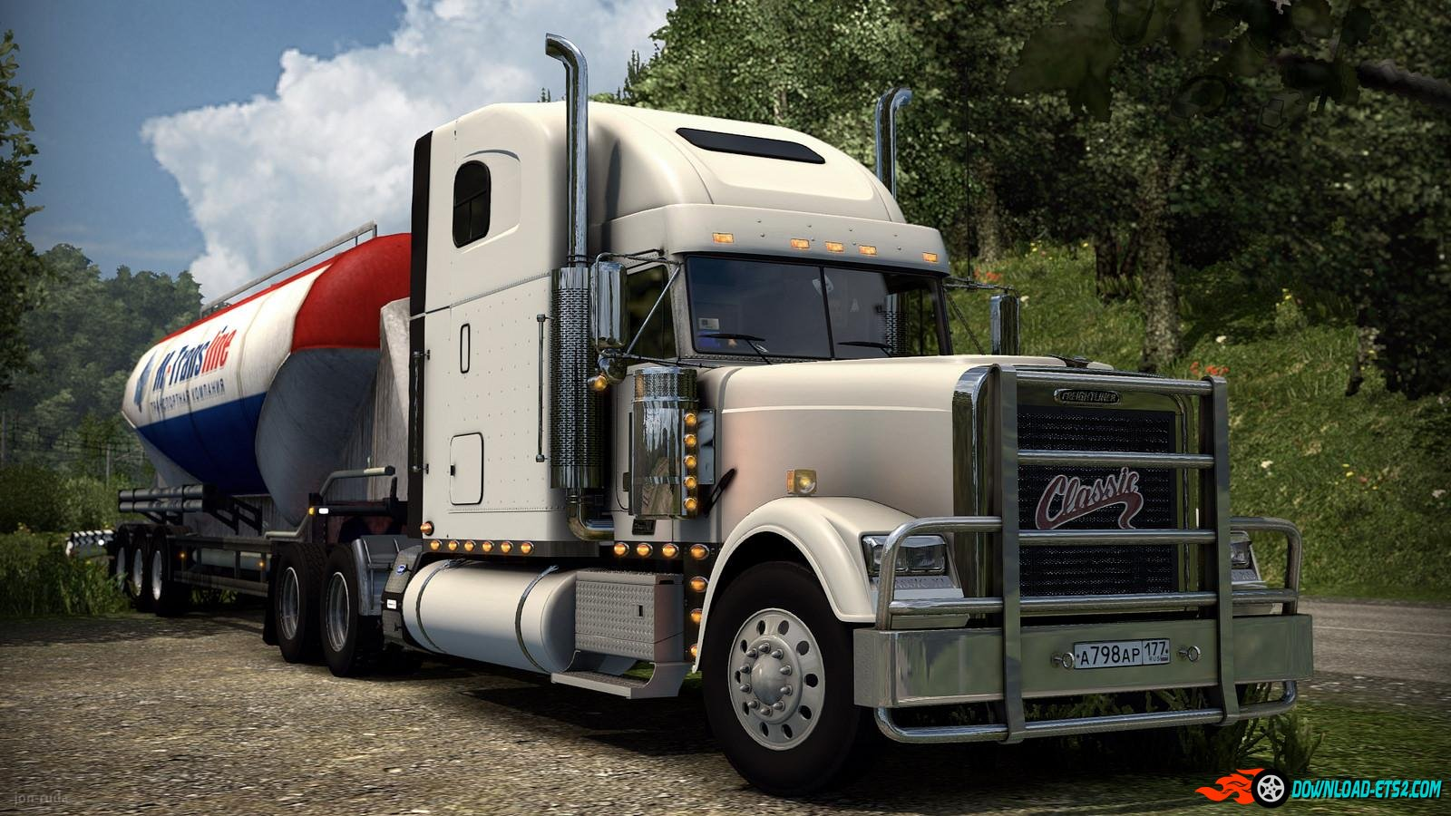 Freightliner Classic XL v3.2.0 [1.22.x]
