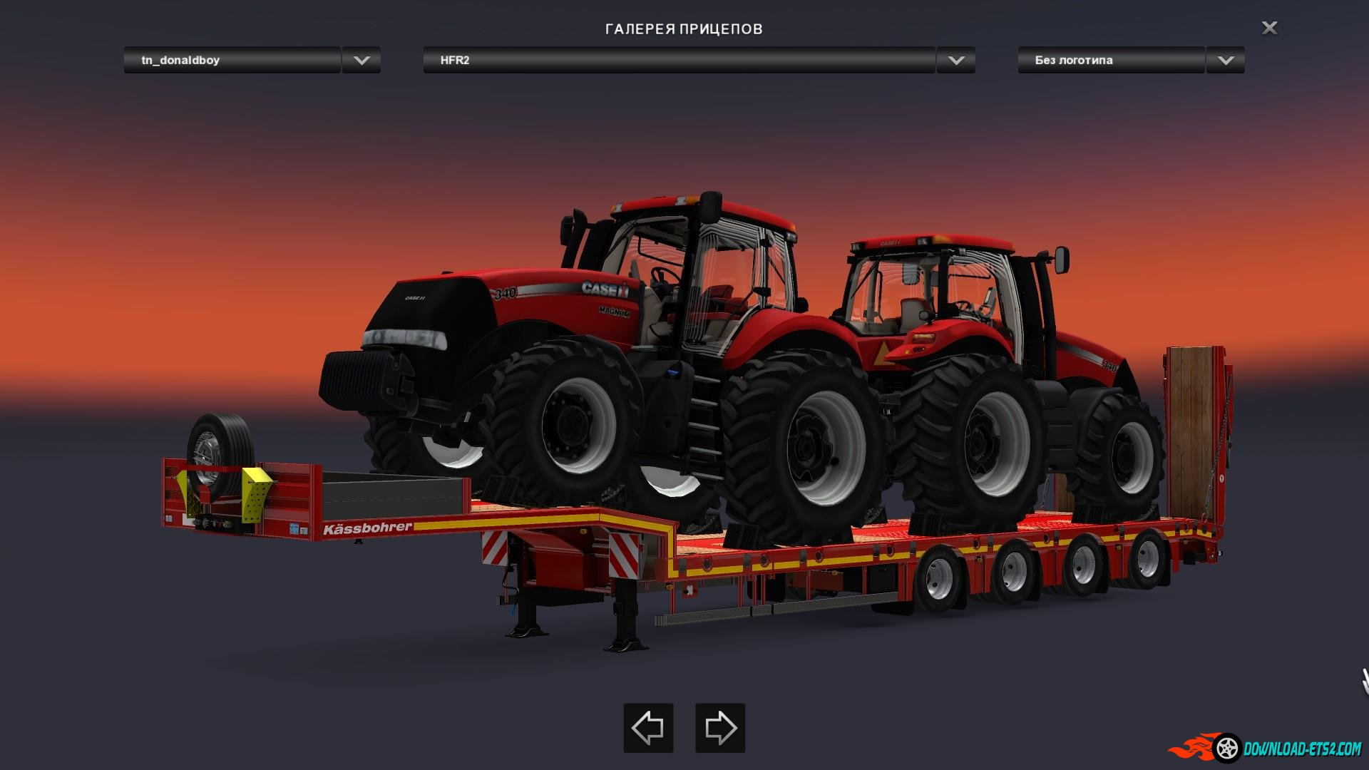 Trall Trailers Pack [1.22.x]