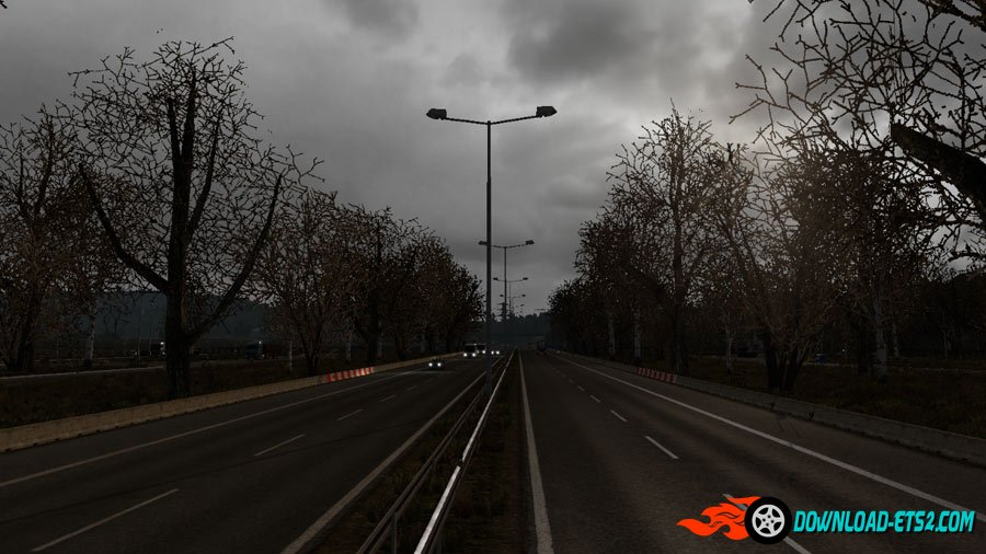 Mild WInter Weather Mod v1.0 by Grimes