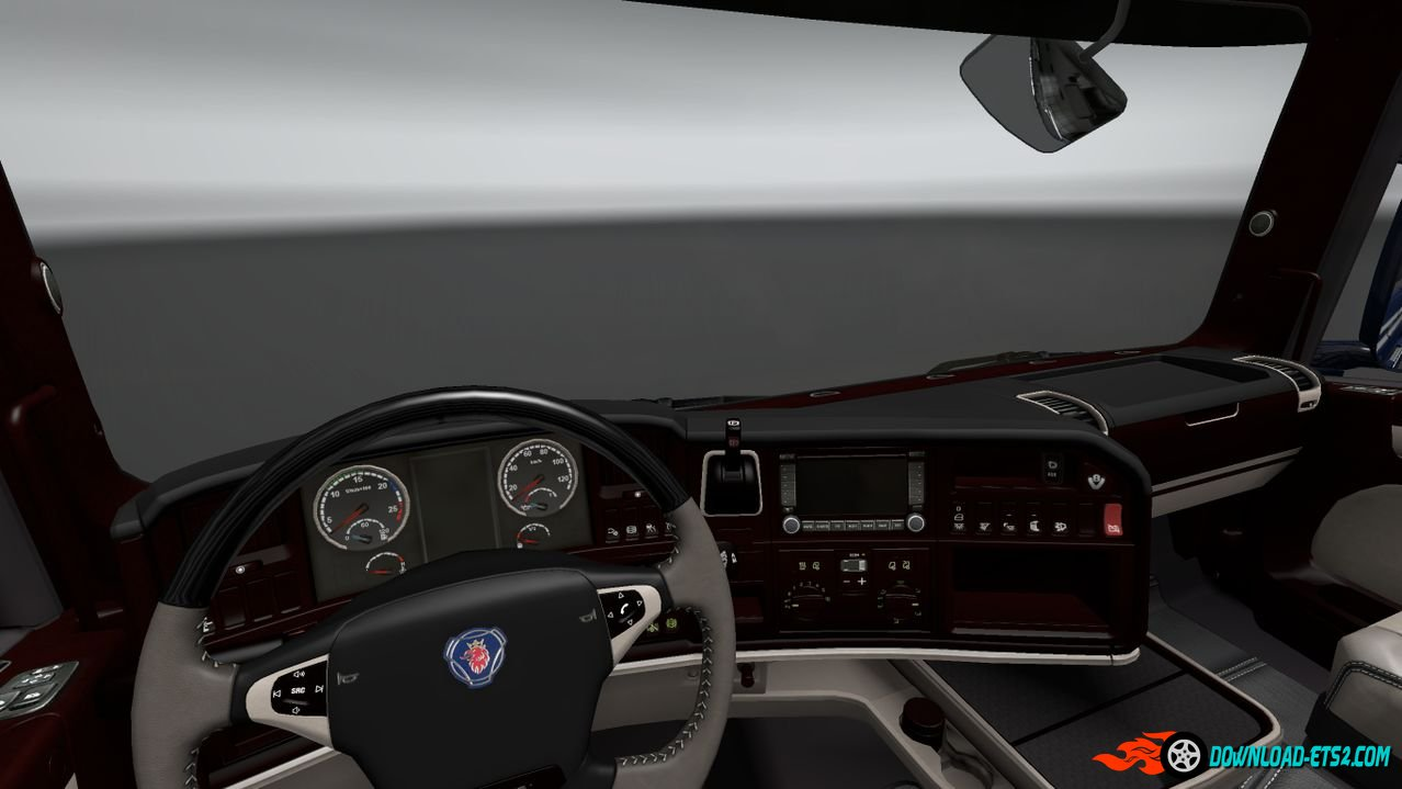 Scania Streamline Lux Interior (v8)