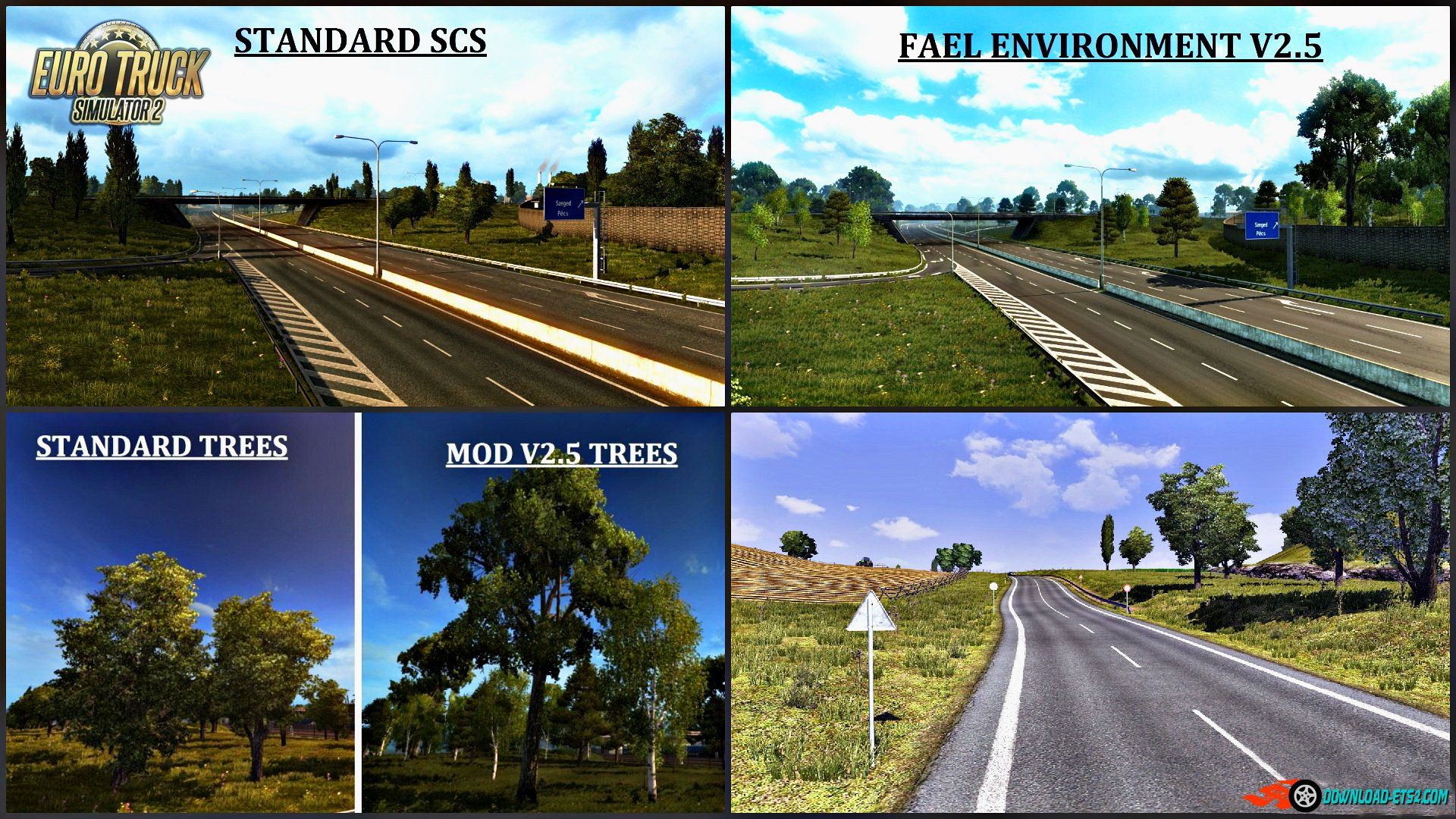 Realistic Visuals v2.5 (1.22.x)