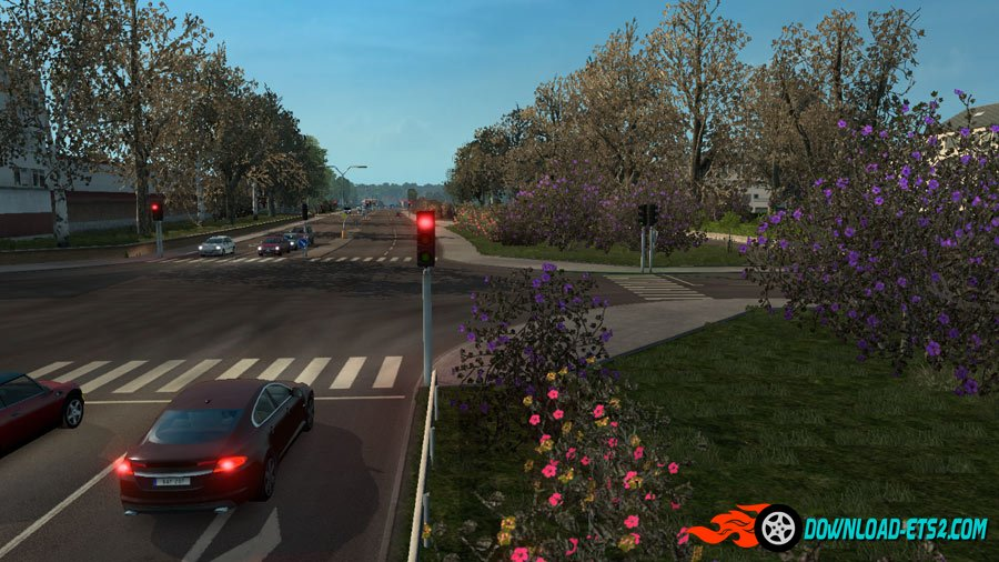 Spring Weather Mod v1.0