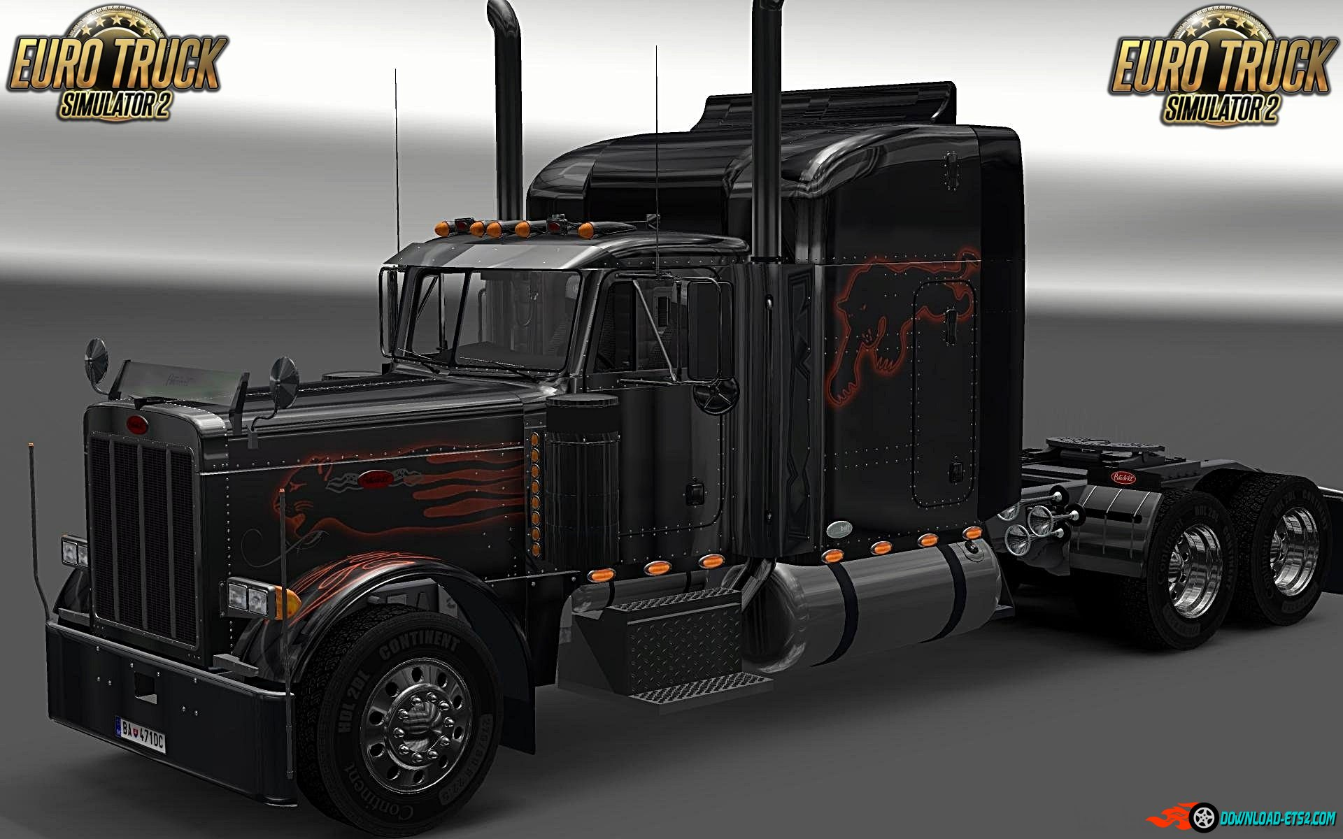 Peterbilt 379 Engine Sound mod